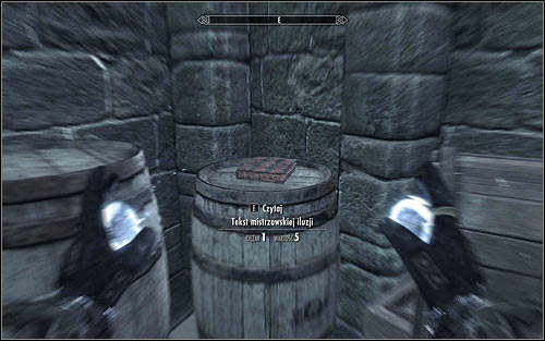1 - Illusion Ritual Spell - College of Winterhold quests - The Elder Scrolls V: Skyrim - Game Guide and Walkthrough