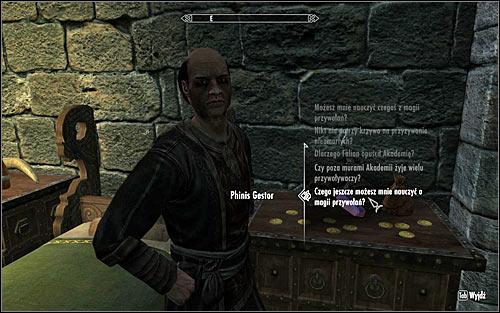 Conjuration Ritual Spell - The Elder Scrolls V: Skyrim Game Guide