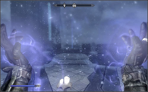 Press TAB, head to Magic, choose Conjuration and activate the Summon Unbound Dremora - Conjuration Ritual Spell - College of Winterhold quests - The Elder Scrolls V: Skyrim Game Guide