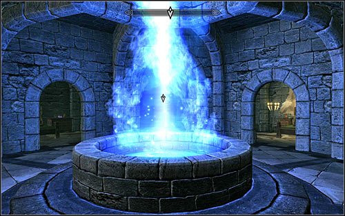 The third and last point can be found in the central part of Hall of Countenance (screen above) - Miscellaneous: Out of Balance - College of Winterhold quests - The Elder Scrolls V: Skyrim Game Guide