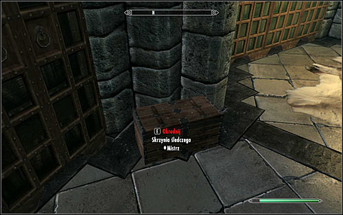 Leave the Midden and head to the Arcanaeum - Miscellaneous: Velehk Sains Treasure - College of Winterhold quests - The Elder Scrolls V: Skyrim Game Guide