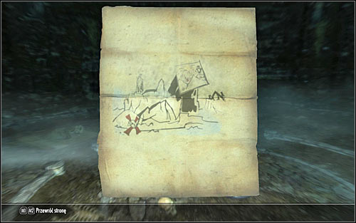 If you agree to set Velekh free, he will in return give you a map leading to his treasure - Miscellaneous: Velehk Sains Treasure - College of Winterhold quests - The Elder Scrolls V: Skyrim Game Guide
