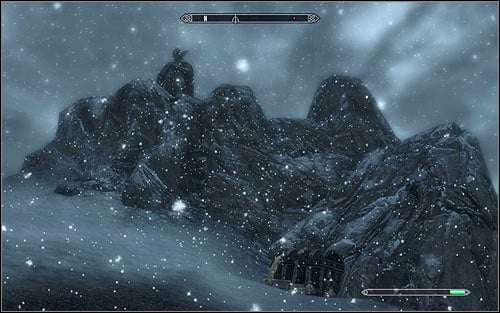 1 - Miscellaneous: Velehk Sains Treasure - College of Winterhold quests - The Elder Scrolls V: Skyrim Game Guide