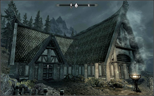 In order to reach the Honningbrew Meadery, head out of Whiterun and go south-east - Dampened Spirits - Thieves Guild quests - The Elder Scrolls V: Skyrim Game Guide
