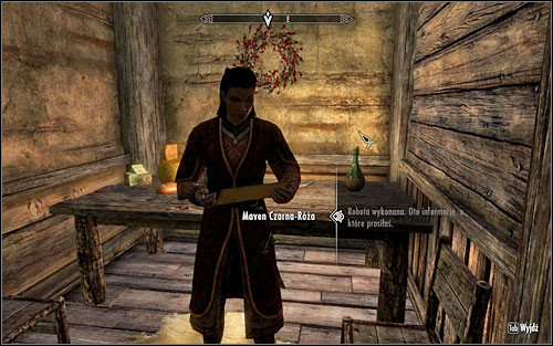 After talking with Maven, you should meet with Brynjolf and tell him of the development - Dampened Spirits - Thieves Guild quests - The Elder Scrolls V: Skyrim Game Guide
