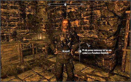 The situation is serious enough for the Guild Leader - Mercer Frey - to take interest in it - Dampened Spirits - Thieves Guild quests - The Elder Scrolls V: Skyrim Game Guide