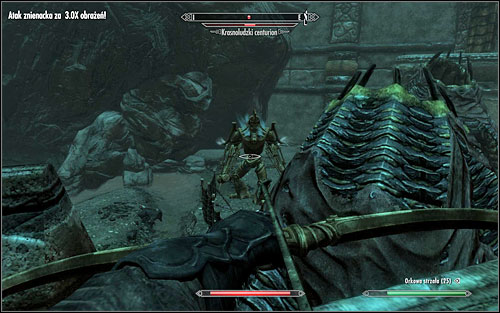 Head onto the upper level of the fortress and afterwards look out for the snares - Blindsighted - Thieves Guild quests - The Elder Scrolls V: Skyrim Game Guide