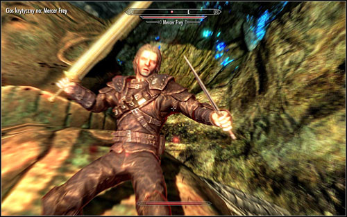After plunging your sword into the traitors throat, quickly search his body - Blindsighted - Thieves Guild quests - The Elder Scrolls V: Skyrim Game Guide