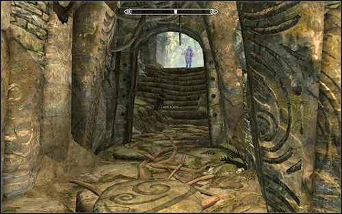 Move onwards and look out for a trap - there's a pressure plate on the ground which activates poison arrows - Darkness Returns - Thieves Guild quests - The Elder Scrolls V: Skyrim - Game Guide and Walkthrough