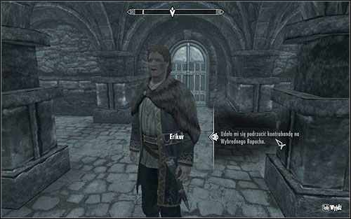 Whats interesting, he will tell you that The Dainty Sloads captain is probably being taken to prison as you speak - even if you have killed him - City Influence: Solitude - The Dainty Sload - Thieves Guild quests - The Elder Scrolls V: Skyrim Game Guide