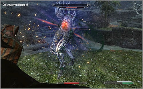 Obtaining the Eldergleam Sap will have negative consequences, in the form of Spriggans attacking you regularly as you head to the exit - The Blessings of Nature | Side quests - Side quests - The Elder Scrolls V: Skyrim Game Guide