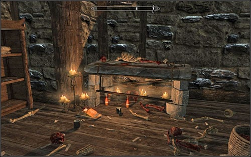 Blood On The Ice P 2 Side Quests The Elder Scrolls V Skyrim Game Guide