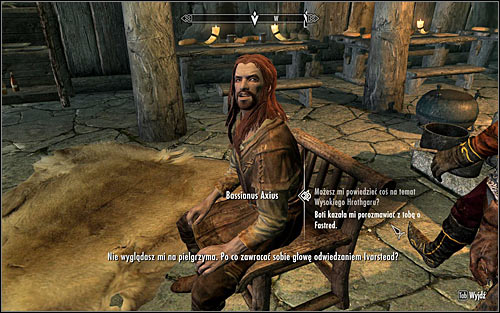 Whether you encourage Bassianus or Klimmek to make the final decision regarding Fastred doesn't matter and won't influence the further part of this quest - The Book of Love - Side quests - The Elder Scrolls V: Skyrim - Game Guide and Walkthrough