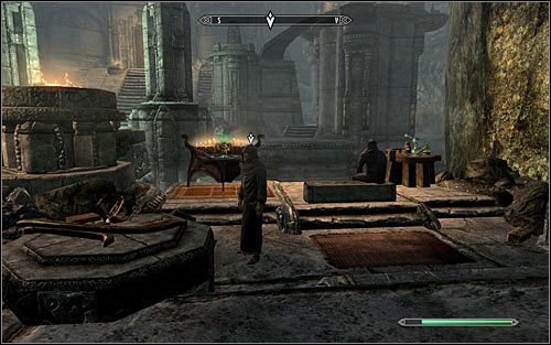 Head out of the temple and plan a journey to Markarth in the western part of Skyrim - The Book of Love | Side quests - Side quests - The Elder Scrolls V: Skyrim Game Guide