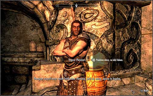 Yngvar the Singer can be found in the Understone Keep as well (screen above) - The Book of Love - Side quests - The Elder Scrolls V: Skyrim - Game Guide and Walkthrough