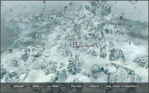 Treasure Maps (I) | Side quests - The Elder Scrolls V: Skyrim Game ...