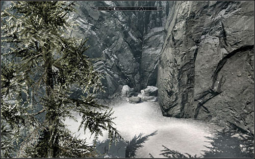 You can find the first map at the very beginning of the adventure - Treasure Maps (I) | Side quests - Side quests - The Elder Scrolls V: Skyrim Game Guide
