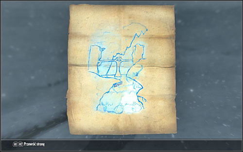 2 - Treasure Maps (II-III) | Side quests - Side quests - The Elder Scrolls V: Skyrim Game Guide