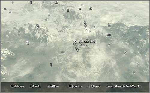 Treasure Maps (II-III) | Side quests - The Elder Scrolls V: Skyrim ...