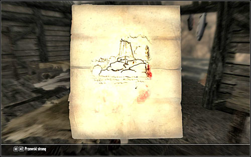 5 - Treasure Maps (II-III) | Side quests - Side quests - The Elder Scrolls V: Skyrim Game Guide