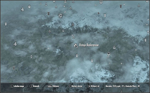 Treasure Maps (IV-V) | Side quests - The Elder Scrolls V: Skyrim ...