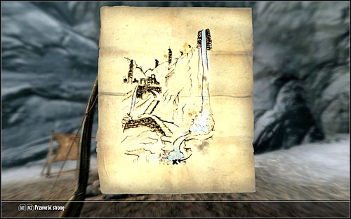 5 - Treasure Maps (IV-V) | Side quests - Side quests - The Elder Scrolls V: Skyrim Game Guide