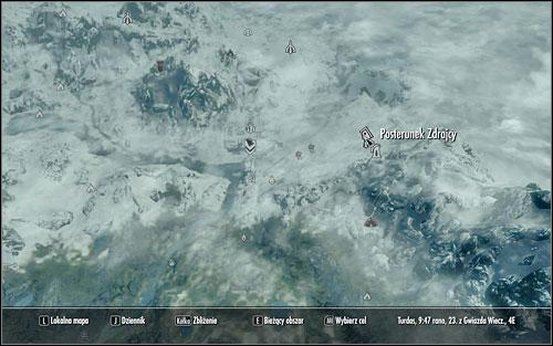Treasure Maps (VI-VII) | Side quests - The Elder Scrolls V: Skyrim ...