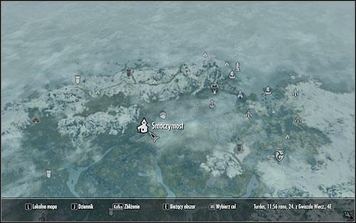 Treasure Maps (VIII-X) | Side quests - The Elder Scrolls V: Skyrim ...
