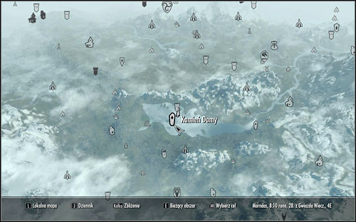 8 - The Great Skyrim Treasure Hunt (VIII-X) - Side quests - The Elder Scrolls V: Skyrim - Game Guide and Walkthrough