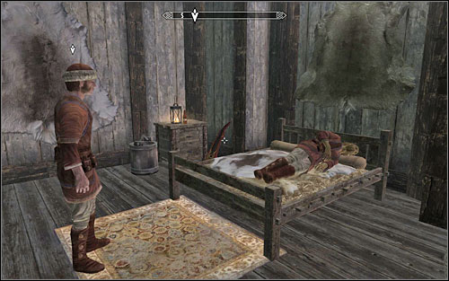 Follow the boy upstairs and you will see him showing the elderly elf the item that he dreamed about his whole life - Repairing the Phial | Side quests - Side quests - The Elder Scrolls V: Skyrim Game Guide