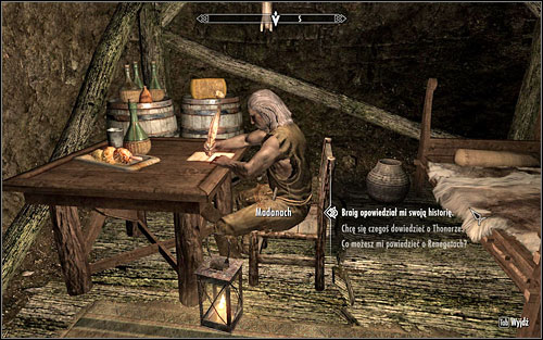In order to gain Madanachs trust, you will have to kill Grisvar the Unlucky - No-one Escapes Cidhna Mine - p. 2 | Side quests - Side quests - The Elder Scrolls V: Skyrim Game Guide