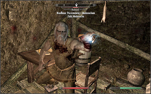 Dont let Madanach run from his cell and alert the other prisoners - otherwise they will support him and massacre you - No-one Escapes Cidhna Mine - p. 2 | Side quests - Side quests - The Elder Scrolls V: Skyrim Game Guide