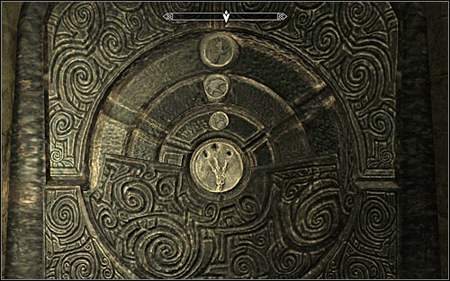 Soon enough you should reach a locked door - Evil In Waiting | Side quests - Side quests - The Elder Scrolls V: Skyrim Game Guide