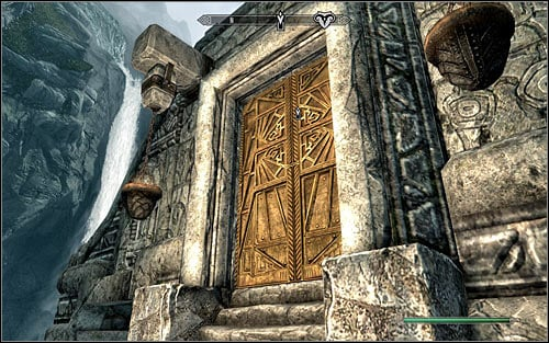 Regardless of whether you decide to steal the statue or not, you need to head to the Temple of Dibella, located on a hill in the middle of Markarth - The Heart of Dibella | Side quests - Side quests - The Elder Scrolls V: Skyrim Game Guide