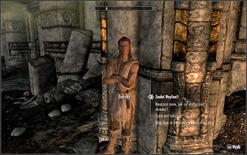 If you decide to take care of Weylin first, you should head to The Warrens in Markarth, where the man used to sleep - The Forsworn Conspiracy | Side quests - Side quests - The Elder Scrolls V: Skyrim Game Guide