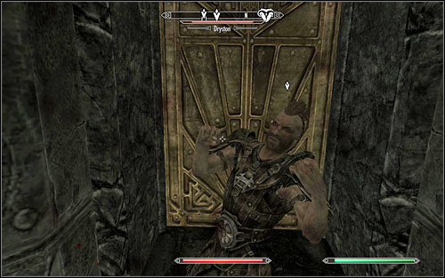 Knock out Dryston to learn that he was sent by a man named Nepos - The Forsworn Conspiracy - Side quests - The Elder Scrolls V: Skyrim - Game Guide and Walkthrough