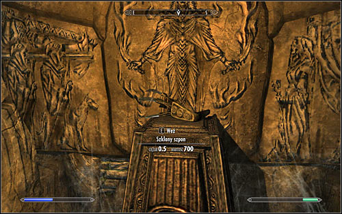 Use the door leading to the crypt and explore the new location - Siege on the Dragon Cult | Side quests - Side quests - The Elder Scrolls V: Skyrim Game Guide