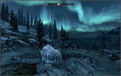 The last beast can be found north-west of Falkreath, right beside the Twilight Sepulcher - Kynes Sacred Trials | Side quests - Side quests - The Elder Scrolls V: Skyrim Game Guide