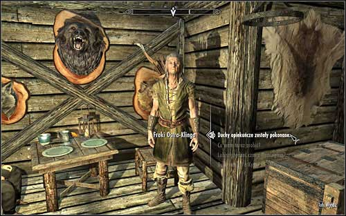 You can find your target between Whiterun and Valtheim Towers, inside Graywinter Watch - Kynes Sacred Trials | Side quests - Side quests - The Elder Scrolls V: Skyrim Game Guide