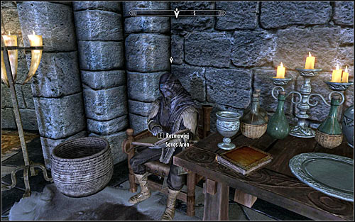 Open the world map and head to College of Winterhold - Under Saarthal - p. 3 | Side quests - Side quests - The Elder Scrolls V: Skyrim Game Guide