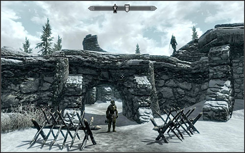 Sneaking into the stronghold is very hard, or even impossible - Missing in Action | Side quests - Side quests - The Elder Scrolls V: Skyrim Game Guide
