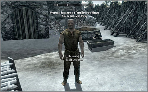 Thorald will run to Windhelm to join the Stormcloaks there - the same fate awaits Avulstein - Missing in Action | Side quests - Side quests - The Elder Scrolls V: Skyrim Game Guide