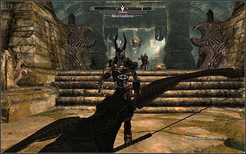 Enter the crypt and be ready for a difficult fight with one of Gauldurs sons - Mikrul - Forbidden Legend - p. 1 | Side quests - Side quests - The Elder Scrolls V: Skyrim Game Guide