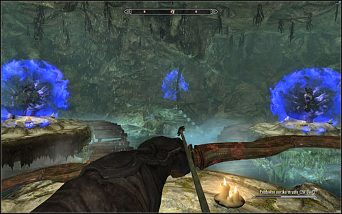 Get onto the platform with the coffin in which the son of Gauldur is sleeping - Forbidden Legend - p. 2 | Side quests - Side quests - The Elder Scrolls V: Skyrim Game Guide