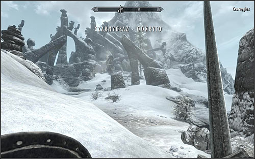 The first step is of course reaching Bleak Falls Barrow which is described in the walkthrough of Bleak Falls Barrow - The Golden Claw | Side quests - Side quests - The Elder Scrolls V: Skyrim Game Guide
