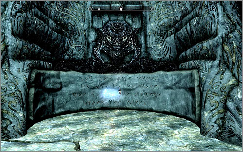 In order to discover the secret of Bleak Falls, you will need to reach the large cave at Bleak Falls Sanctum, the last room of the underground structure - The Golden Claw | Side quests - Side quests - The Elder Scrolls V: Skyrim Game Guide