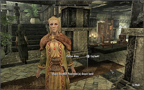 Head to The Bards College in Solitude and find Pantea Ateia (screen above) - Miscellaneous: Find Panteas Flute | The Bards College quests - The Bards College quests - The Elder Scrolls V: Skyrim Game Guide