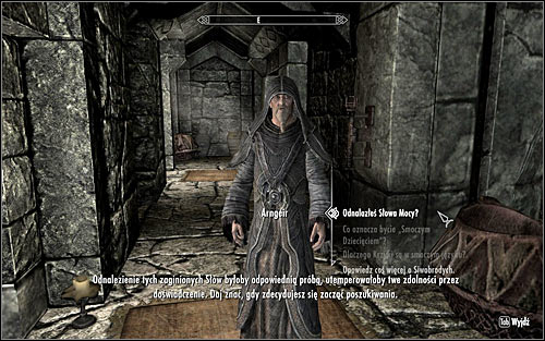 You can approach this quest only after finishing the main quest The Horn of Jurgen Windcaller - (The Greybeards) Find the Word of Power | The Blades and the Greybeards quests - The Blades and the Greybeards quests - The Elder Scrolls V: Skyrim Game Guide