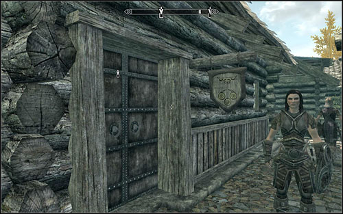 Bersi and his wife can be found at the Pawned Prawn, in the central part of Riften (screen above) - Taking Care of Business - Thieves Guild quests - The Elder Scrolls V: Skyrim Game Guide