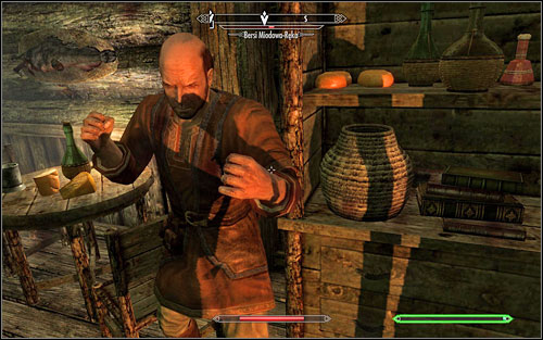 Note - Taking Care of Business - Thieves Guild quests - The Elder Scrolls V: Skyrim Game Guide